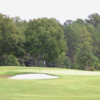 View of the 10th hole at Country Club of Orange Park