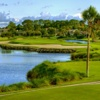 A view from Lagoon at Ponte Vedra Inn & Club