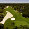 A view of the 2nd hole at Julington Creek Golf Club