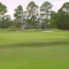A view of green #14 at Jacksonville Golf & Country Club
