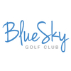 Blue Sky Golf Club Logo