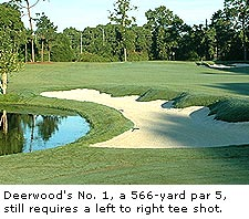 Deerwood Golf Club